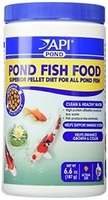 Image Pond Fish Food by API Pond