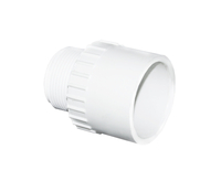 Image PVC Male Adapters: MPT x Slip