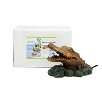 Image Poly-Resin Alligator Spitter by Aquascape