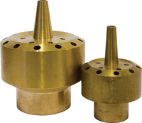 Image Bronze Three Tier Nozzles by EasyPro Pond Products