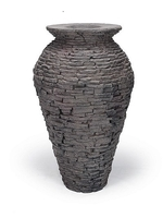 Image Medium Stacked Slate Urn by Aquascape