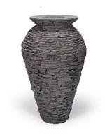Image Medium Stacked Slate Urn by Aquascape