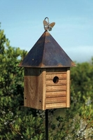 Image Homestead Birdhouse by Heartwood