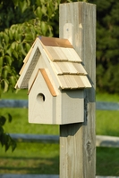 Image Classic Birdhouse by Heartwood