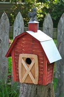 Image Rock City Birdhouse by Heartwood