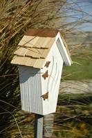 Image Butterfly Bijou Birdhouse by Heartwood