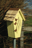 Image Butterfly Bijou Birdhouse by Heartwood