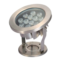 Image Stainless Steel Underwater LED Lights by Easy Pro - 12 Watt and 18 Watts