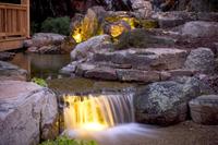 koi pond lighting ideas. modren pond pond lights and koi lighting ideas