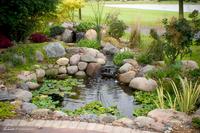 Image DIY Backyard Pond Kits - 4x6, 6x8, 8x11