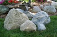 Image TrueRock Boulder Rock Vented Pump Cover