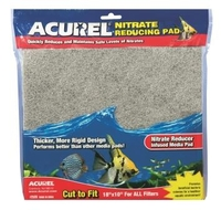 Image Acurel Infused Media Pads:  Nitrate Reducer-Infused Pad