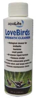 Image Aqualife LoveBirds Birdbath Cleaner