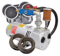 Image Rotary Vane Aeration PA50 Basic Systems - 1/4 HP Gast