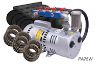 Image Rotary Vane Aeration PA75 Basic Systems - 3/4 HP