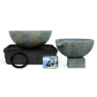 Image Spillway Bowl & Basin Fountain Kit