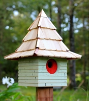 Image Imperial Inn Birdhouse by Heartwood