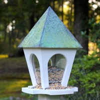 Image Wild Bird Bistro Birdhouse by Heartwood