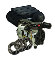 Image Rocking Piston Aeration Basic System Kit - 1/2HP
