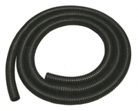 Image PVC Flex Black Kink-Free Tubing by the foot by Matala