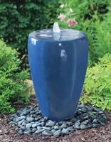 Image Tall Smooth Vase Fountain Kit
