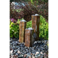 Image Bowl Top Basalt Fountains by Blue Thumb