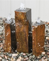 Image Trinity Split 2 Basalt Fountain Kit