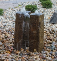Image Double Split Basalt Fountain Kit