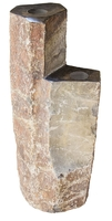 Image Twin Tower Basalt Fountain Kit- Large