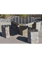 Image Basalt Table Set