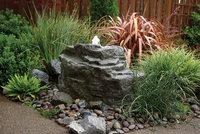 Image Mountain Spring Rock Fountain Kit