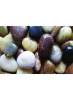 Image Mixed Polished Pebbles