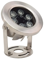 Image 9 Watt Stainless Steel LED Lights