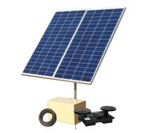 Image Solar Aeration System