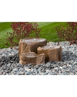 Image Boulder Fountain Kit- Triple Falls