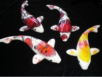 Image Ceramic Koi by Mark MacKay