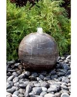 Image Blue Limestone Sphere