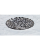 Image Splash Apron - 8' Diameter