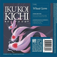 Image Koi Kichi Wheat Germ Fish Food