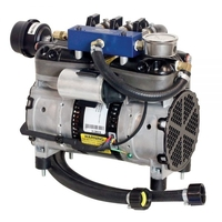 Image PS RP 50 (87R) COMPRESSOR WITH DOUBLE-PLATED MANIFOLD  115V FOR PS20 - 1/2HP