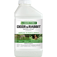 Image Liquid Fence Deer & Rabbit Repellent Concentrate