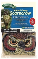 Image Inflatable Owl Scarecrow