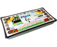 Image Smart Float 55-Cell Grow Tray w/Plugs