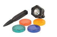 Image 20-Watt Hex Head Light Replacement Colored Lens