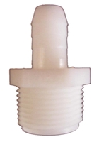 Image Nylon Tubing Fittings - Male Adapters (MPT x Barb)