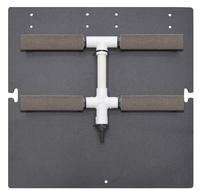 Image Air Diffuser Manifold - 4 Diffusers - Alumina Airstones