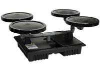 Image Membrane Diffuser Assemblies - Quad Diffuser