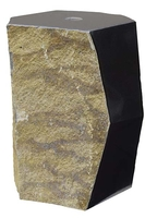 Image Bevel Sided Polished Basalt - 16