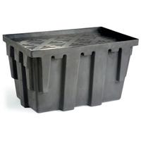 Image Echo Chamber Collection Basin (ECT250) - Plastic Top