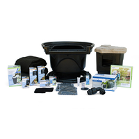 Image Large Pond Kit 21 x 26 w/ Adjustable Flow Pump